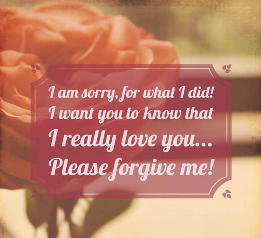 I Am Sorry Quotes For Hurting You World Of Example