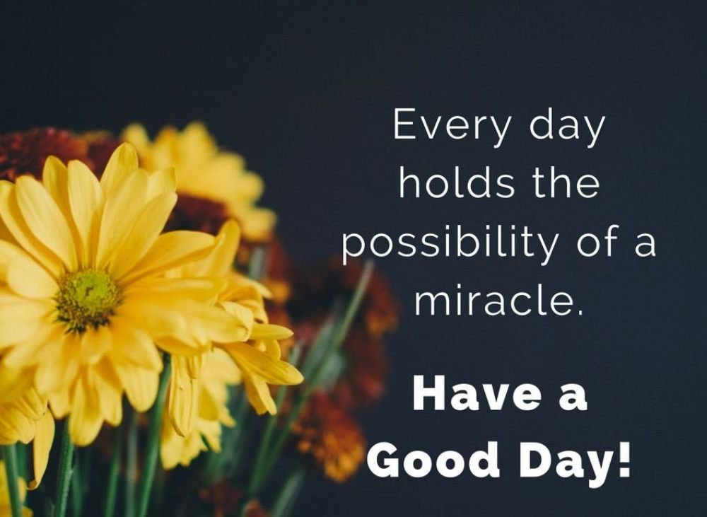 Have you noticed that being a negative person affects not only you, but your relationships, goals, and even successes? Good morning quotes are great for ...